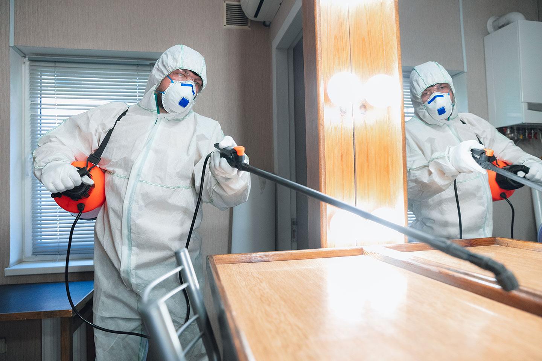 Efficare Servicios – Desinfección